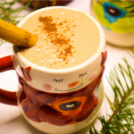 raw vegan eggnog