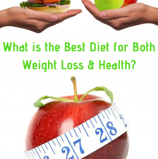 what is the best diet for weight loss and health?