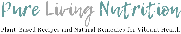 Pure Living Nutrition LLC logo