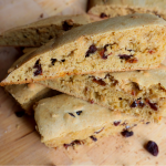 Vegan Irish Soda Bread, Low-fat, Oil-Free
