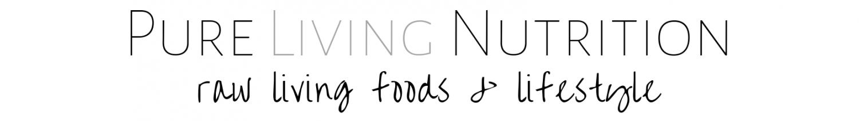 Pure Living Nutrition LLC logo