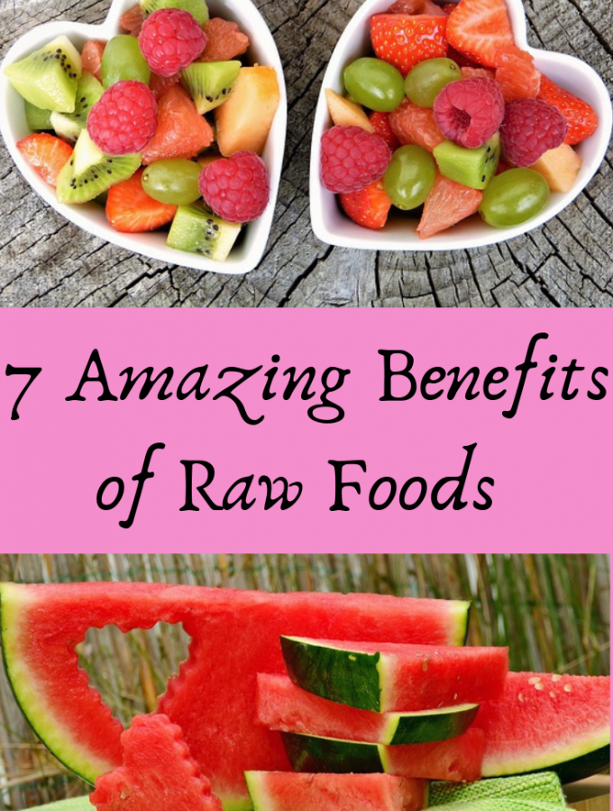 Benefits of Raw Foods